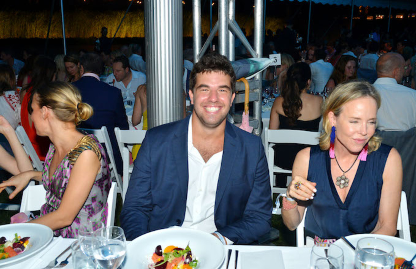 Billy McFarland attends the 23rd Annual Watermill Center Summer Benefit & Auction.