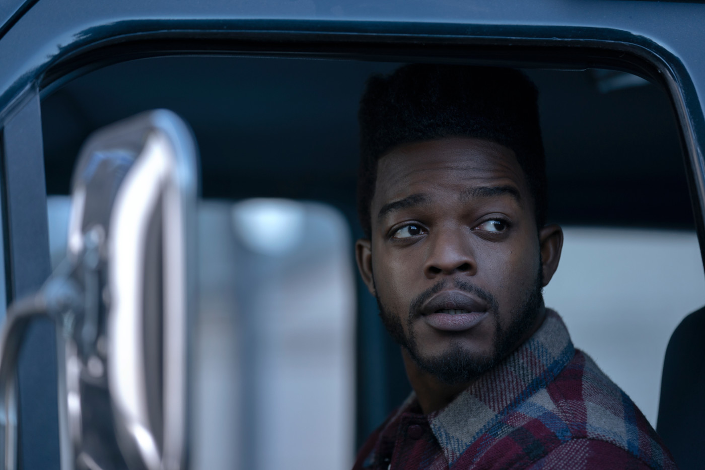 Stephan James in 'Homecoming'