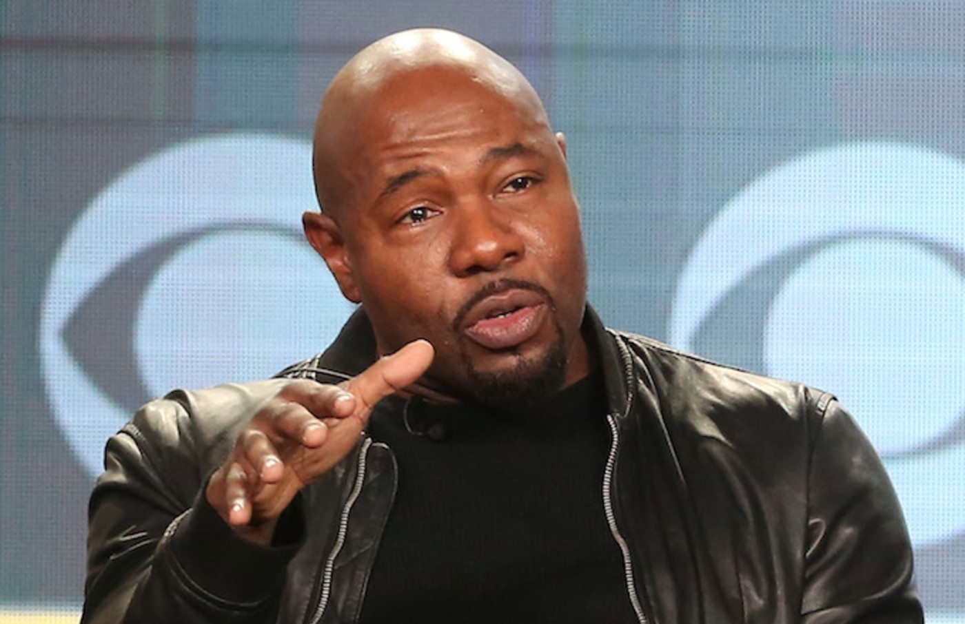 Antoine Fuqua talking about the television adaptation of 'Training Day'