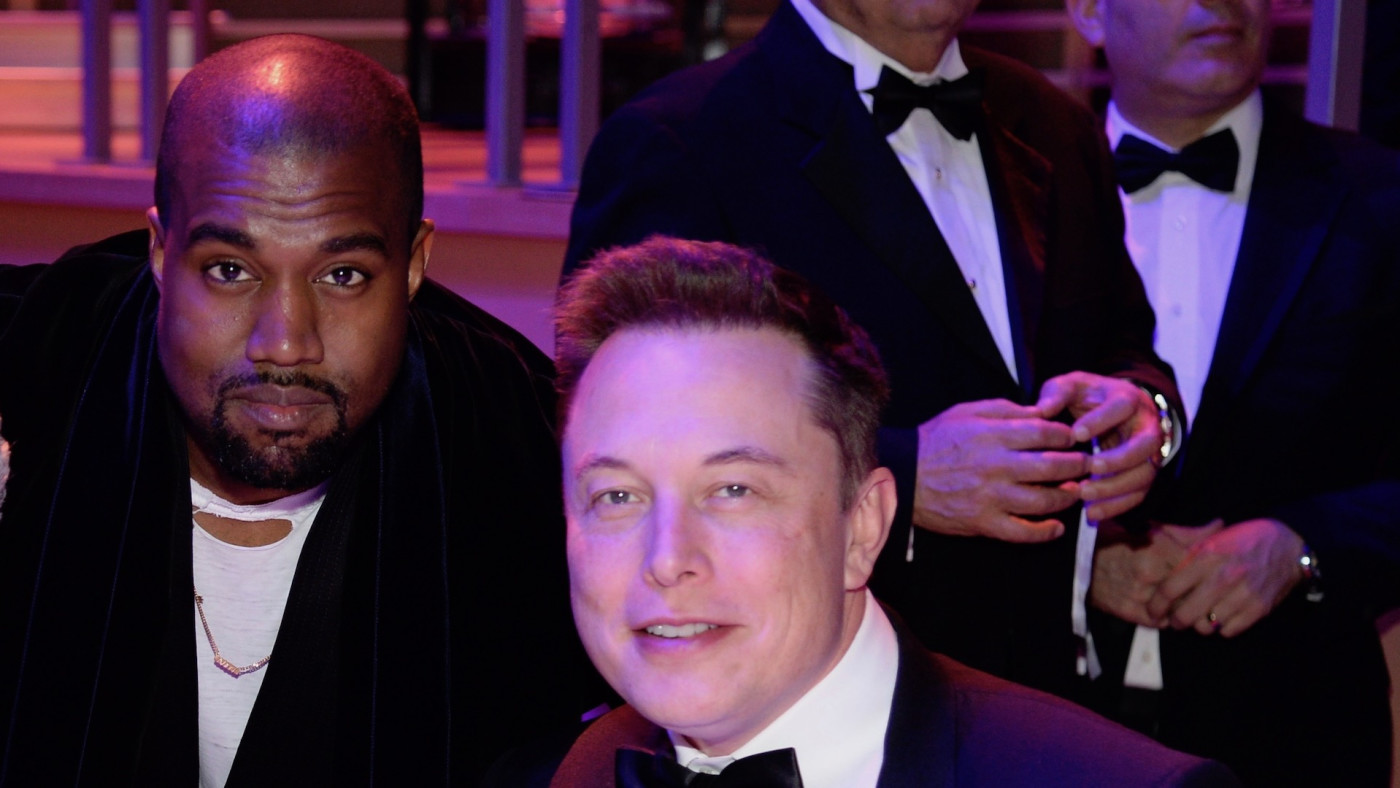 Kanye and Elon
