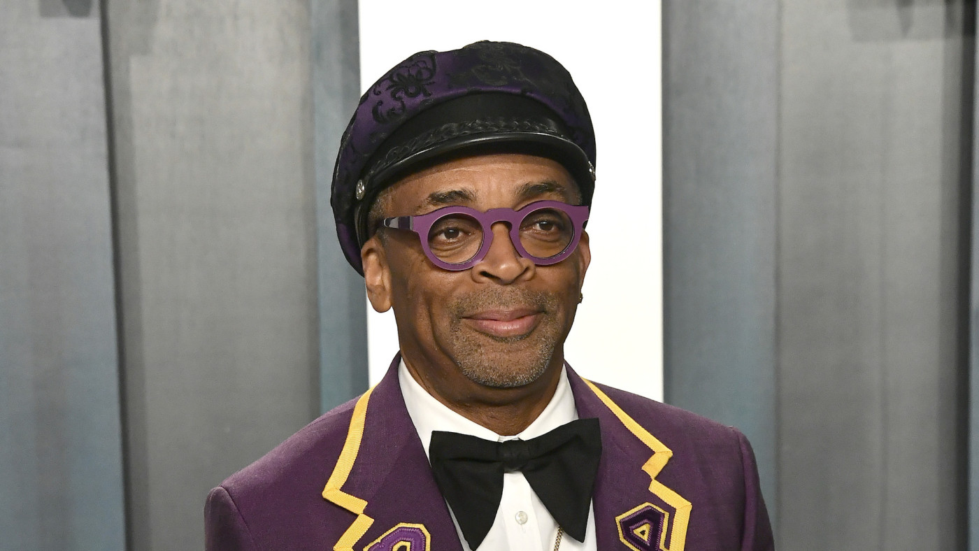 Spike Lee attends the 2020 Vanity Fair Oscar Party