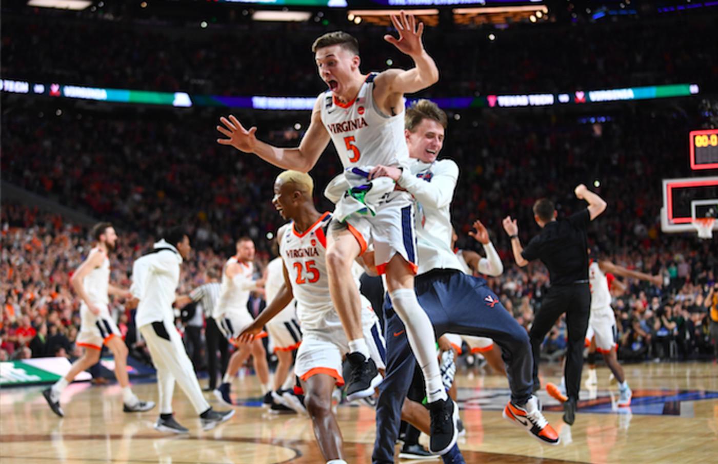 University of Virginia men's basketball team