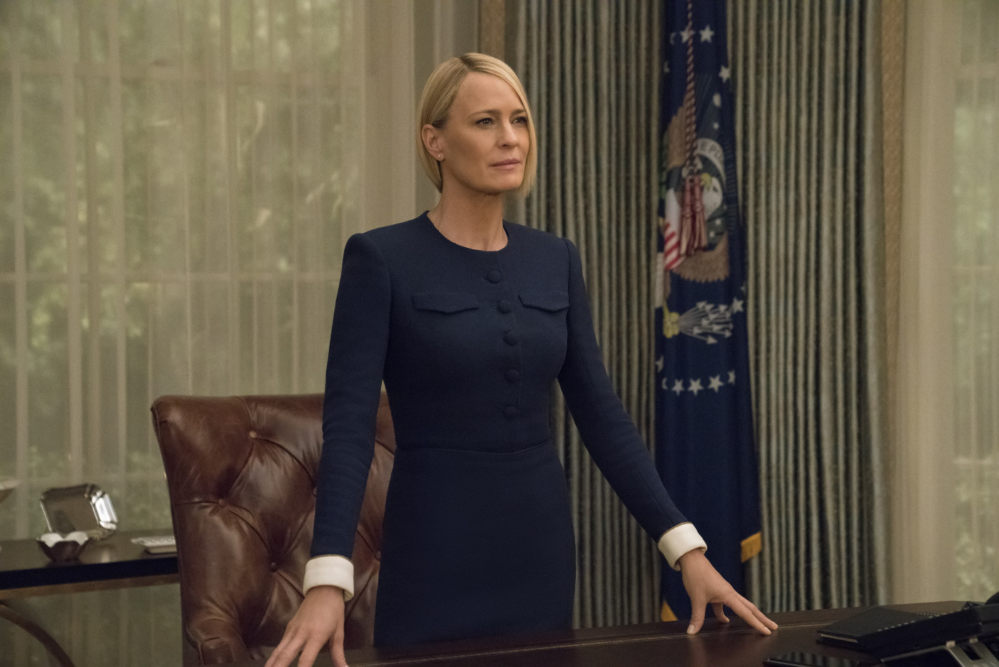 Robin Wright in season 6 of 'House of Cards'
