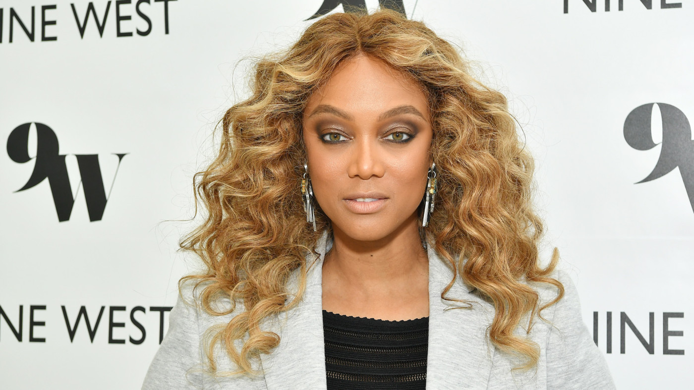 Tyra Banks hosts Nine West New campaign launch event