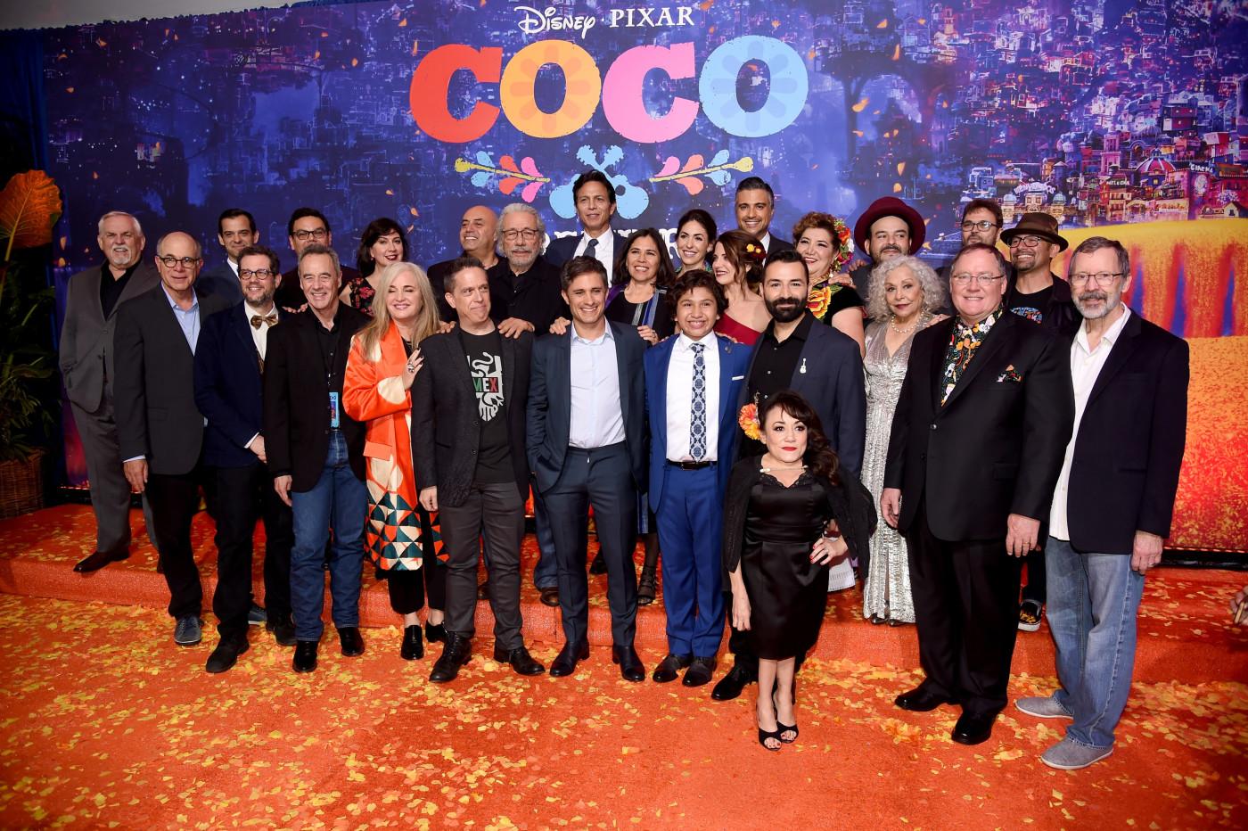 Premiere Of Disney Pixar's 'Coco' - Red Carpet