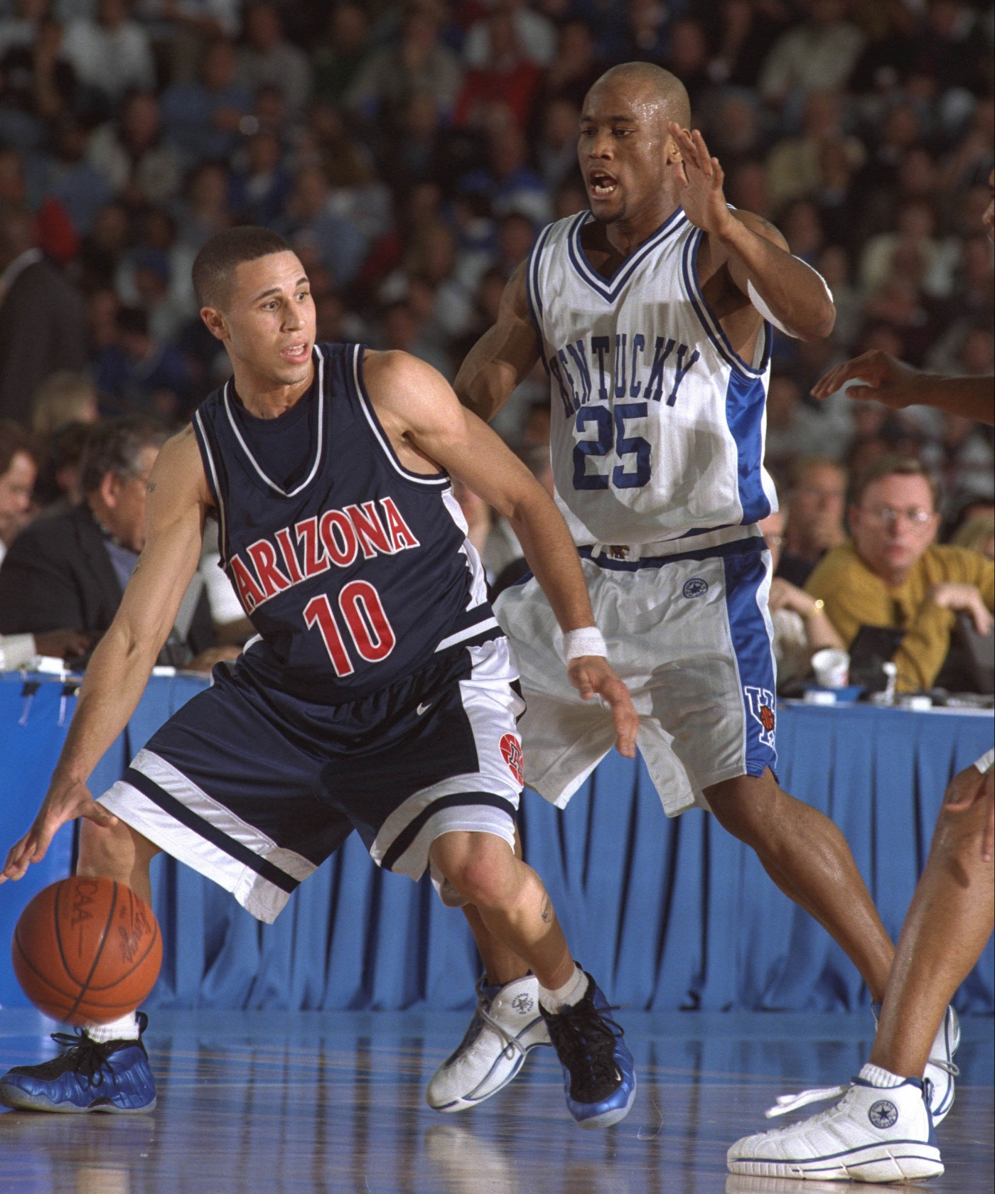 Mike Bibby Air Foamposite One