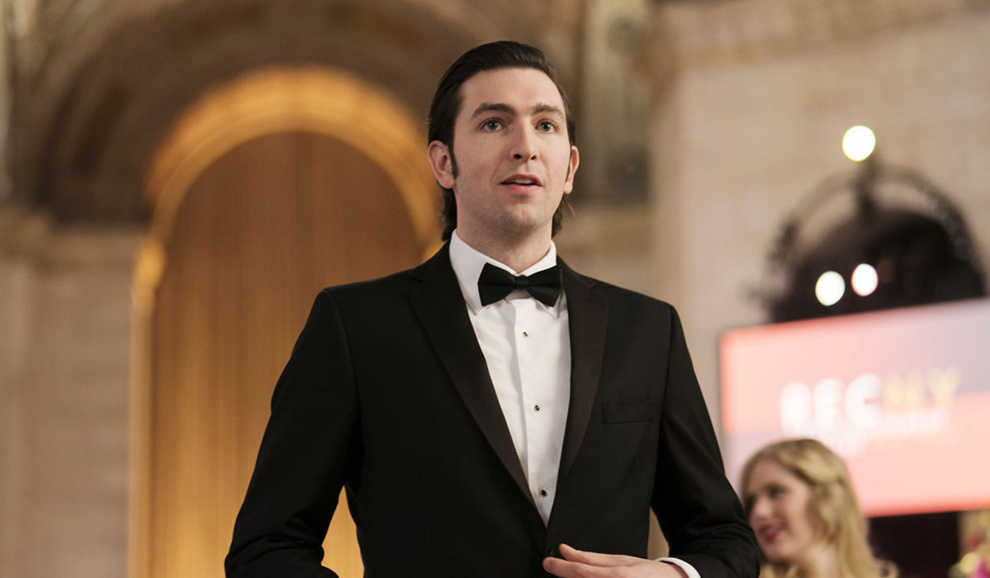 Nicholas Braun on HBO's 'Succession'