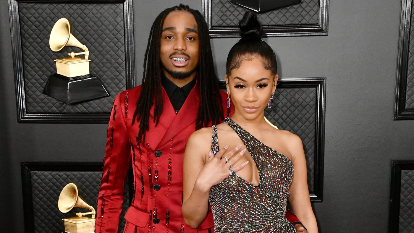 Quavo and Saweetie Reflect on Their Relationship in New Interview | Complex