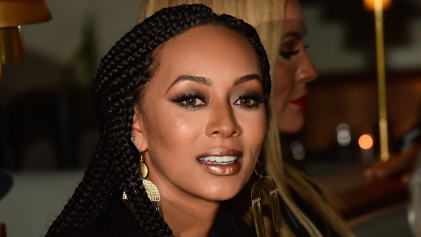 Keri Hilson attends Keri Hilson Private Birthday Dinner at Agency Phipps Plaza