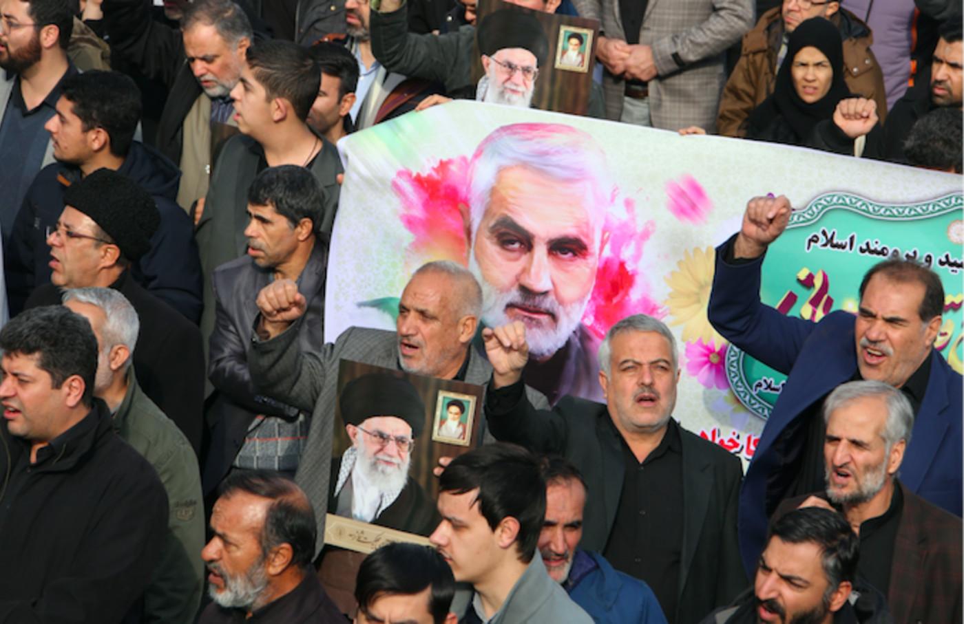 Iran ATTA KENARE / AFP