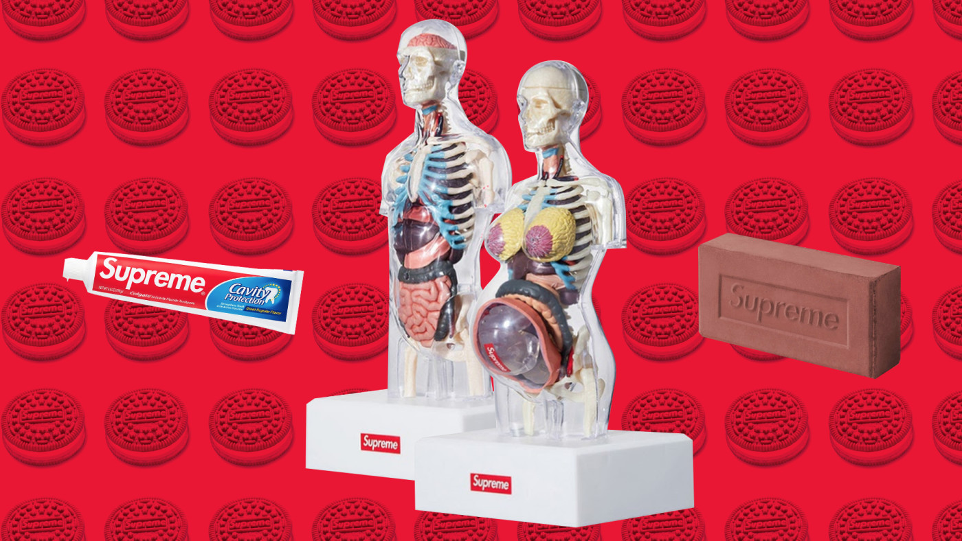 Supreme Weirdest Items of All time
