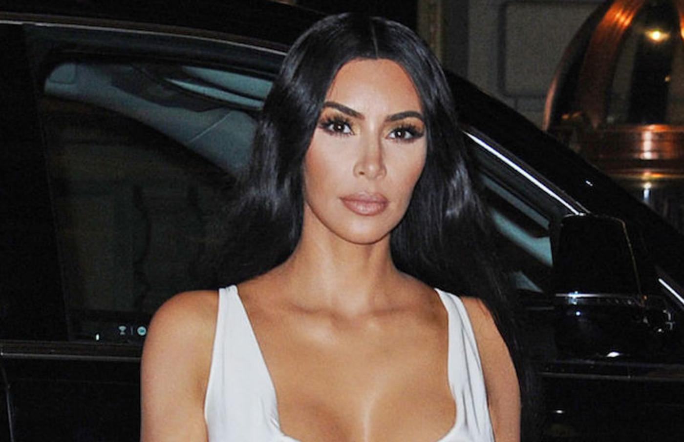 Kim Kardashian controversy