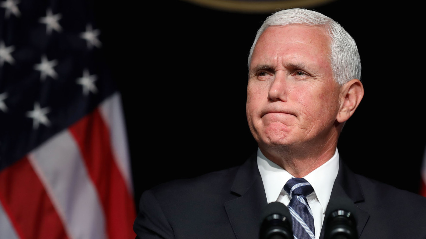 Mike Pence announces the Trump Administration's plan to create the U.S. Space Force