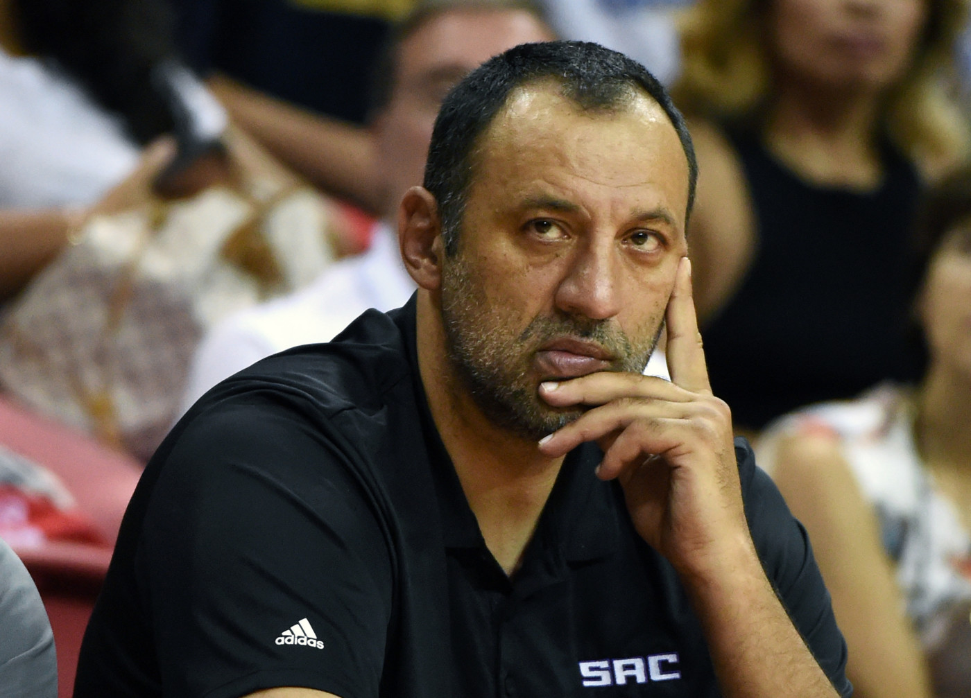 Vice president of basketball operations and general manager of the Sacramento Kings Vlade Divac