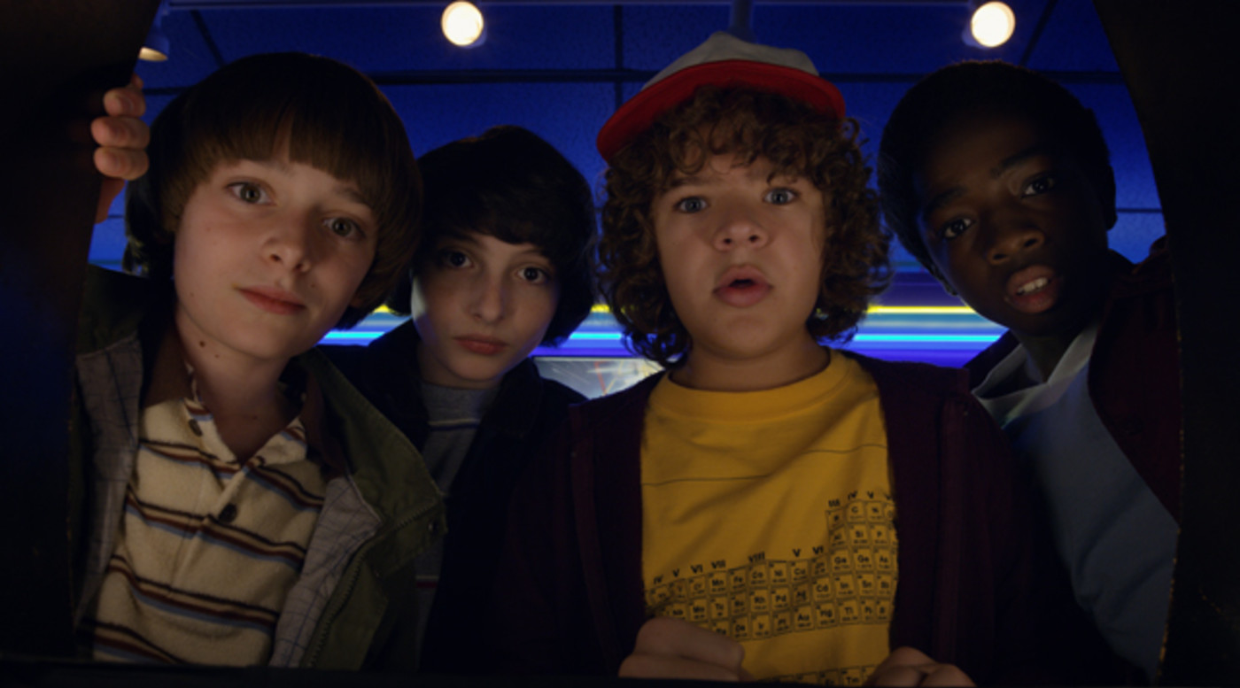 4 Seasons Group netflix's 'stranger things' might be done after 4 seasons