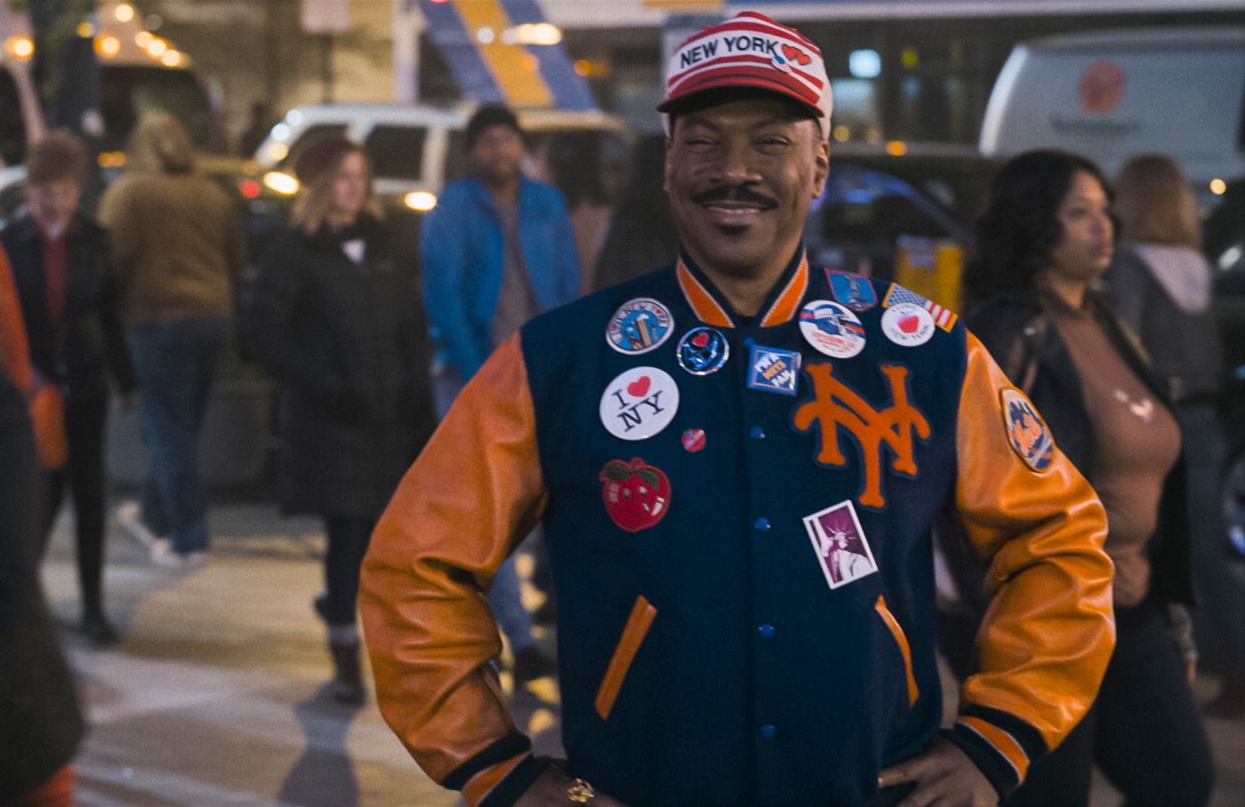 Eddie Murphy 'Coming 2 America' First Look | Complex
