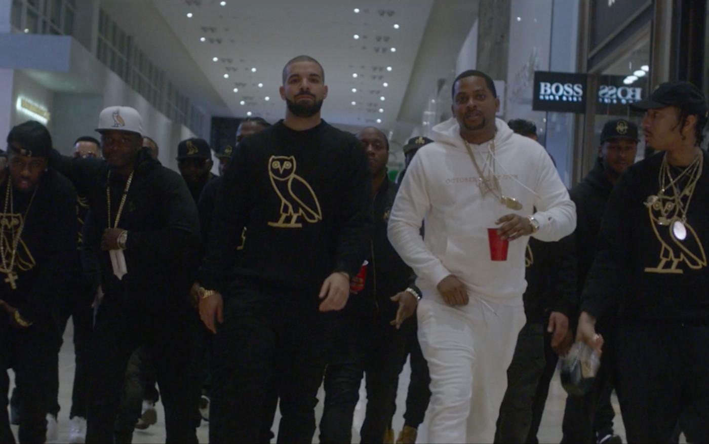 Drake Gyalchester OVO Promo Teaser