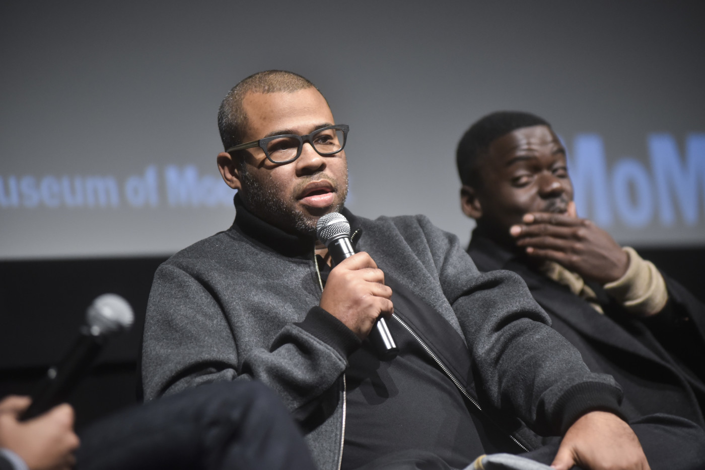 Jordan Peele attends the MoMA's Contenders Screening of 'Get Out'