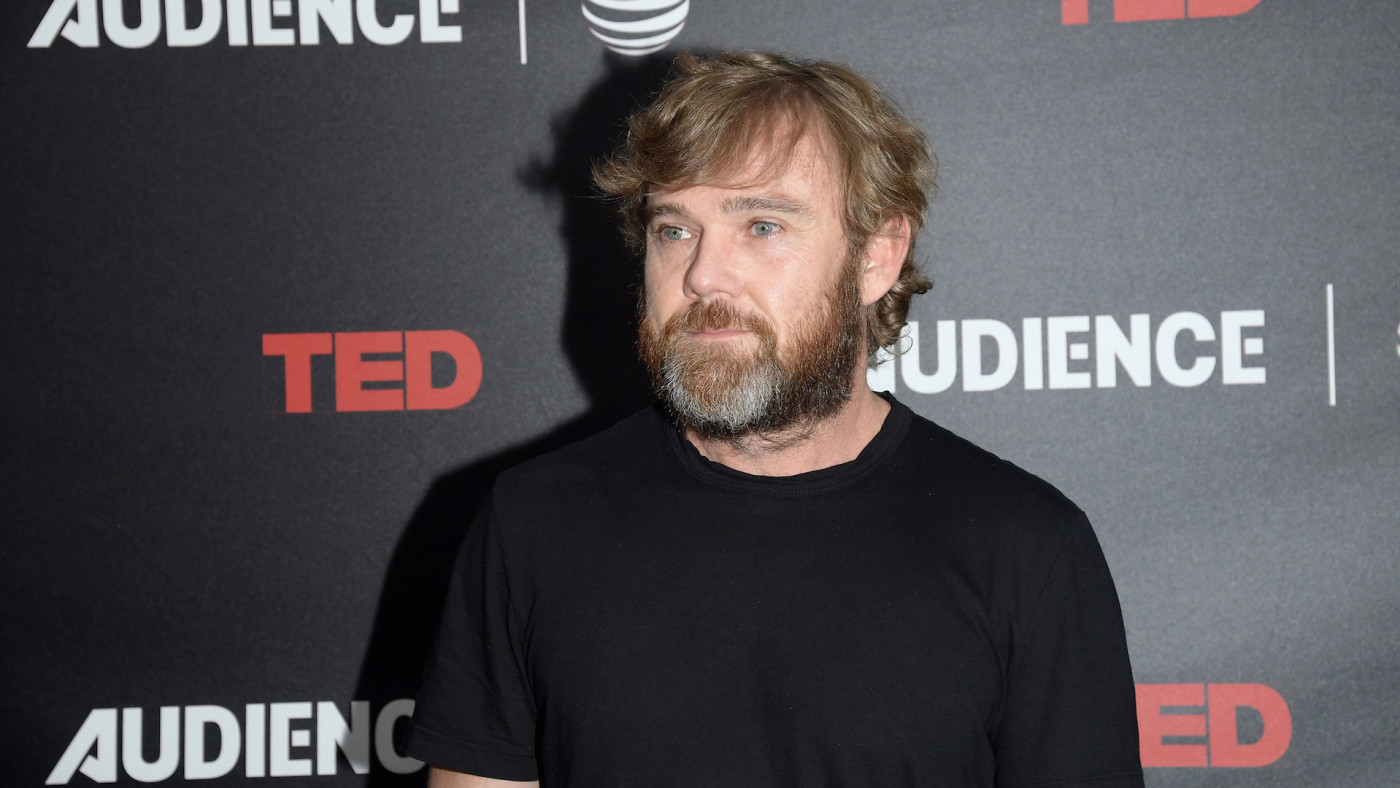 "Filmmaker/actor Ricky Schroder attends ""The Volunteers"" New York Screening"