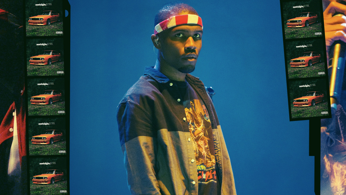 How Frank Ocean made 'Nostalgia, Ultra'
