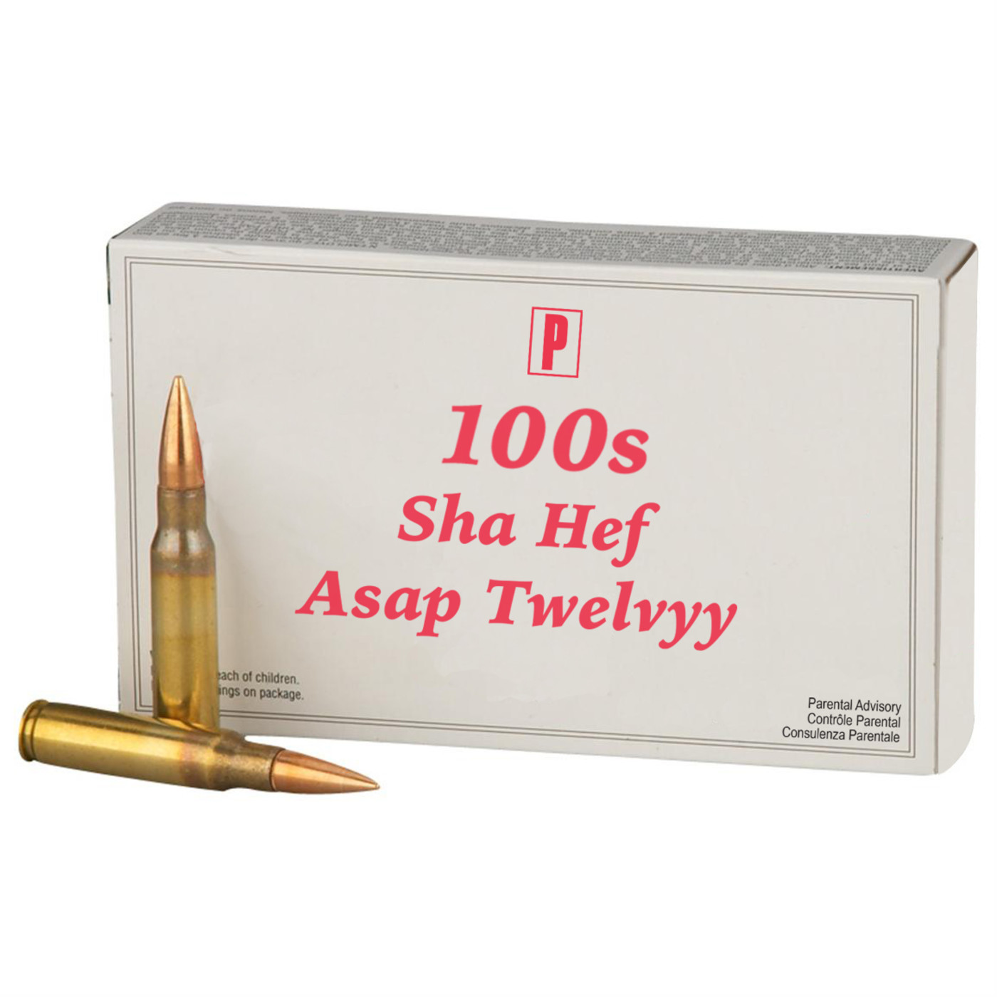 "ASAP P On the Boards f/ ASAP Twelvyy & Sha Hef ""100s"""