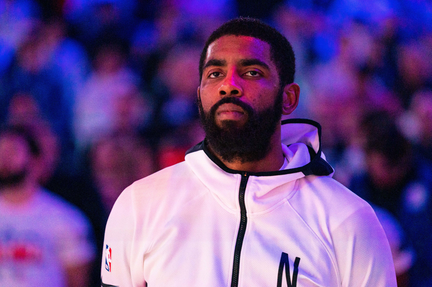 Kyrie Irving Nets 76ers Intros 2020