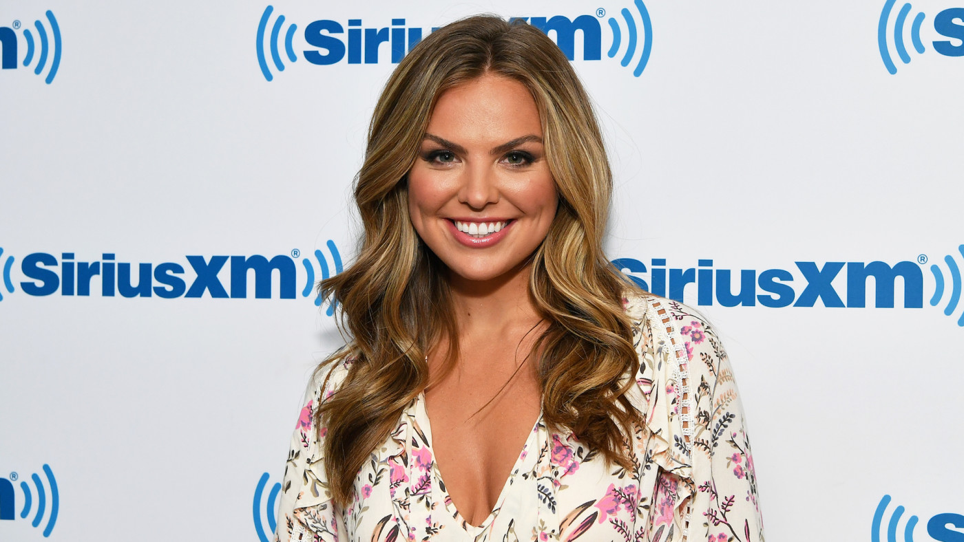 "Hannah Brown from 15th season of ""The Bachelorette"" visits SiriusXM Studios"