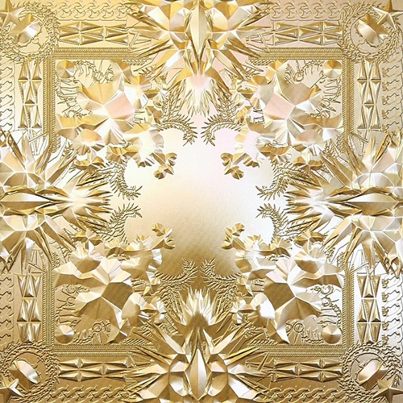 Jay Z and Kanye West – Watch the Throne (2011)