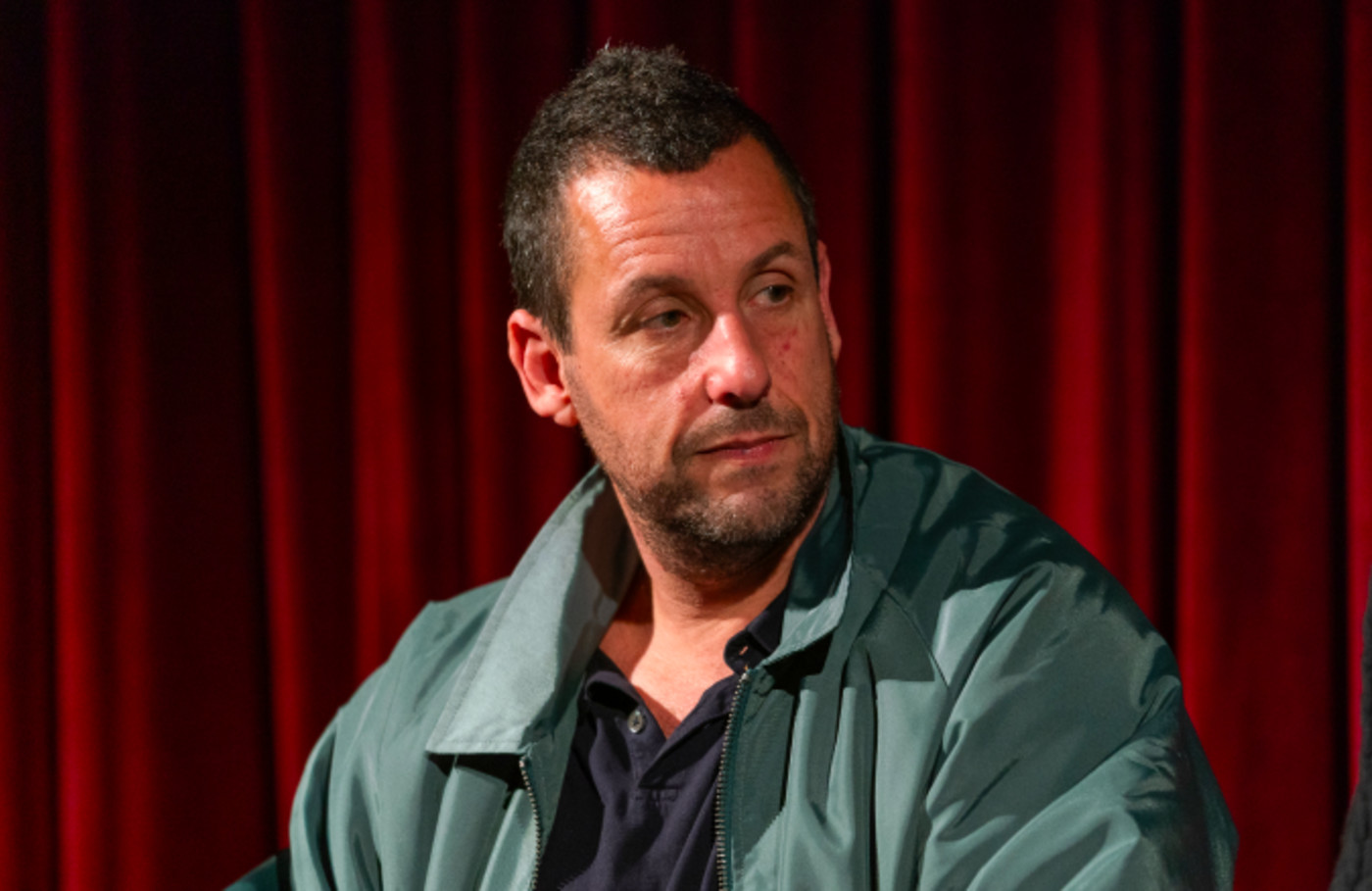 Adam Sandler attends The Academy Of Motion Picture Arts & Sciences