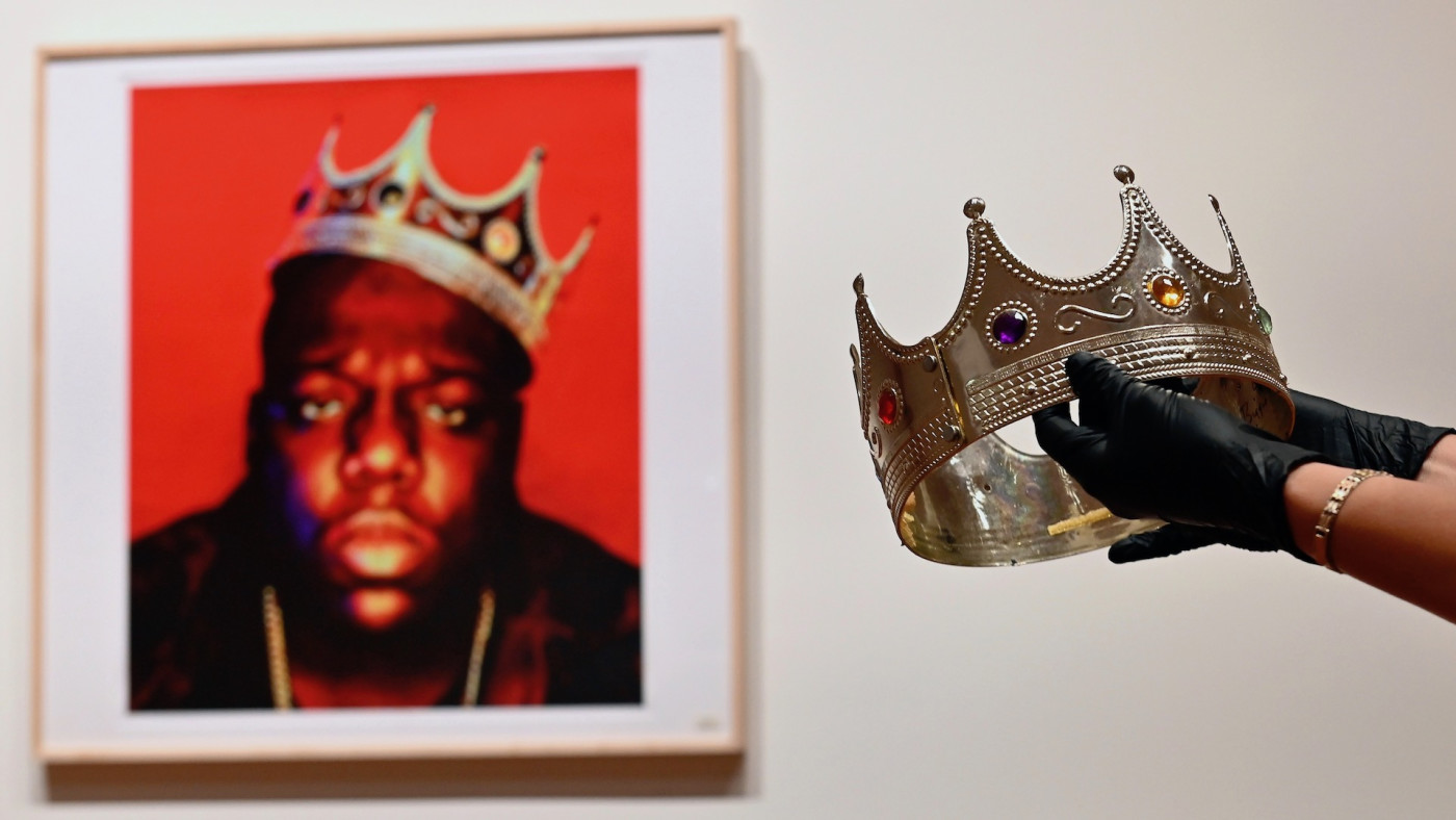Biggie KONY Crown