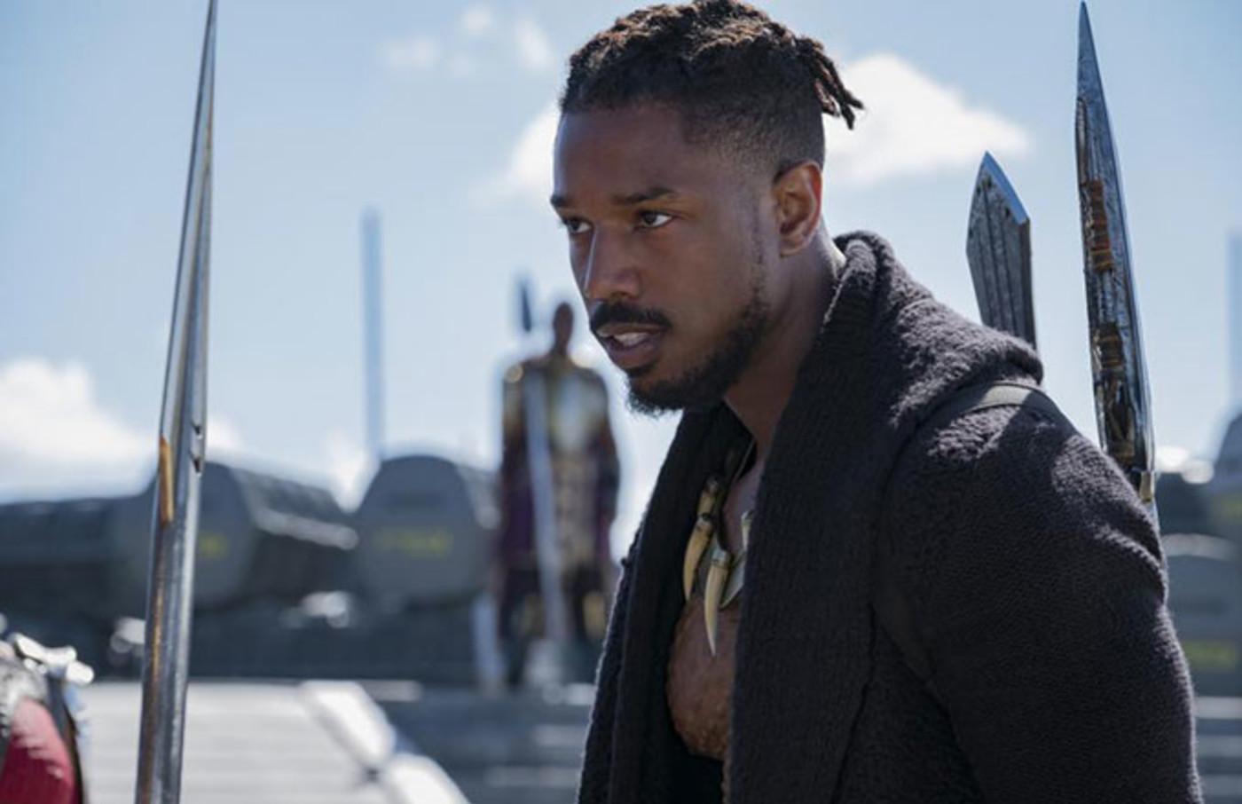 Michael B. Jordan Black Panther