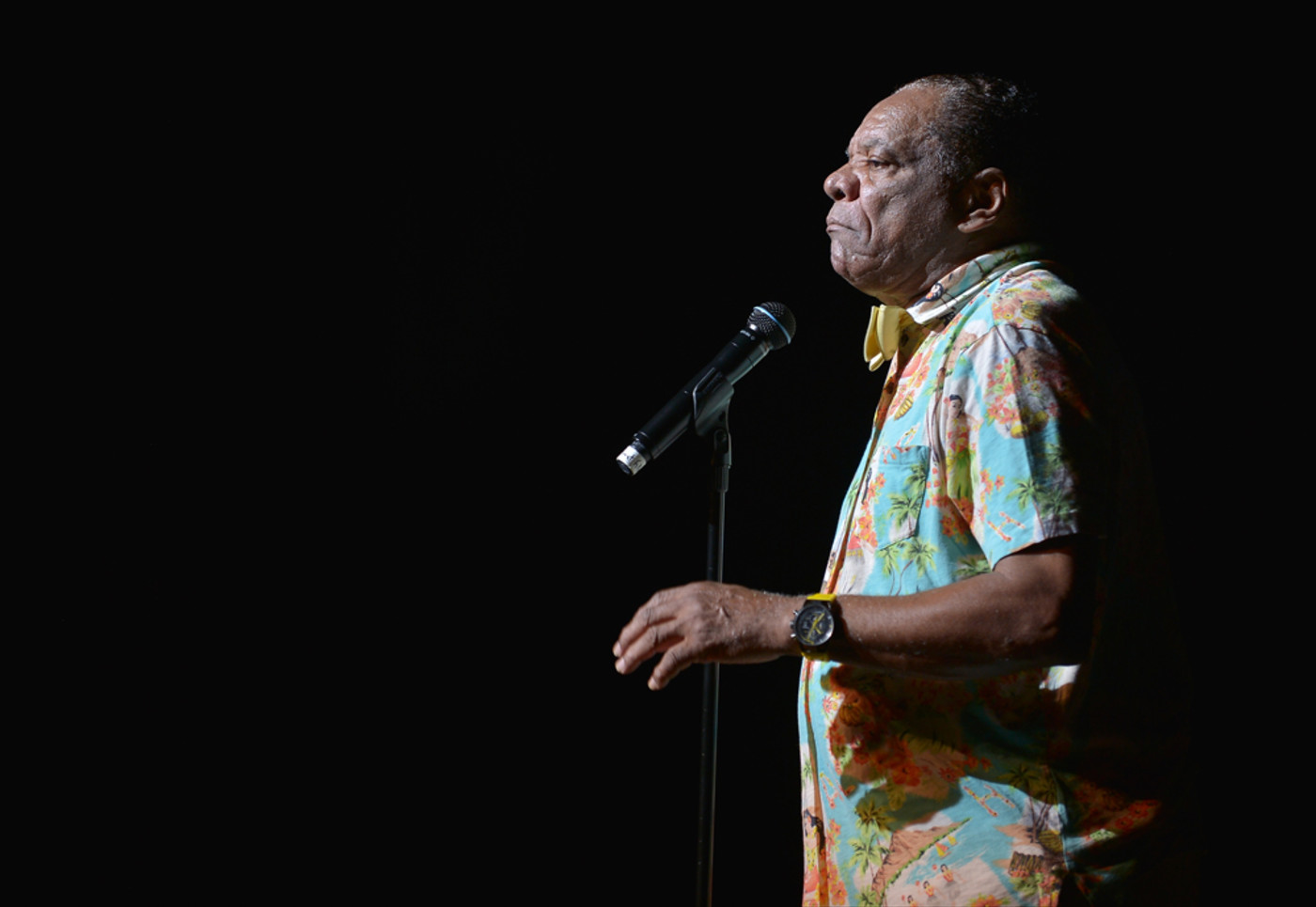 John Witherspoon performs at the 9th Annual Memorial Weekend Comedy Festival