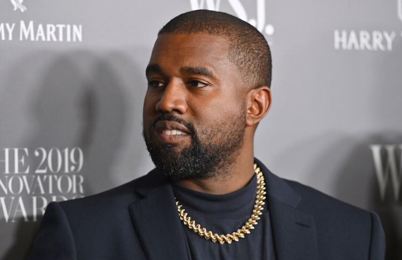 Kanye West attends the WSJ Magazine 2019 Innovator Awards.