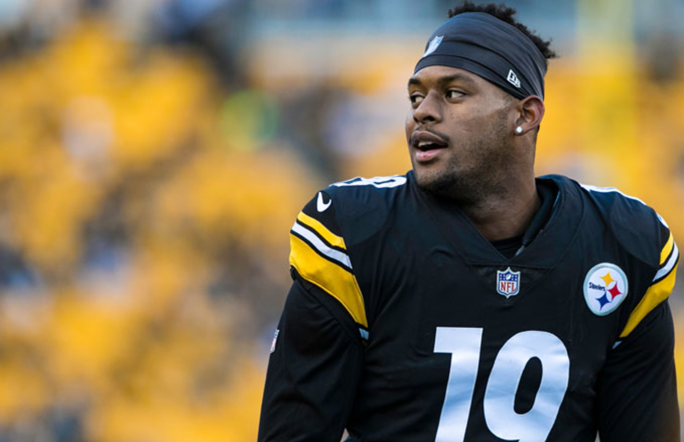 Steelers wide receiver Juju Smith-Schuster