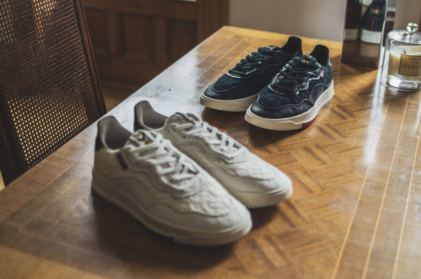 Extra Butter x Adidas Consortium Cableknit Collection