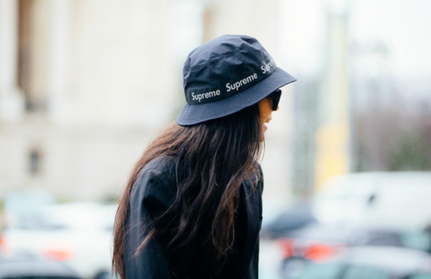 Supreme hat.
