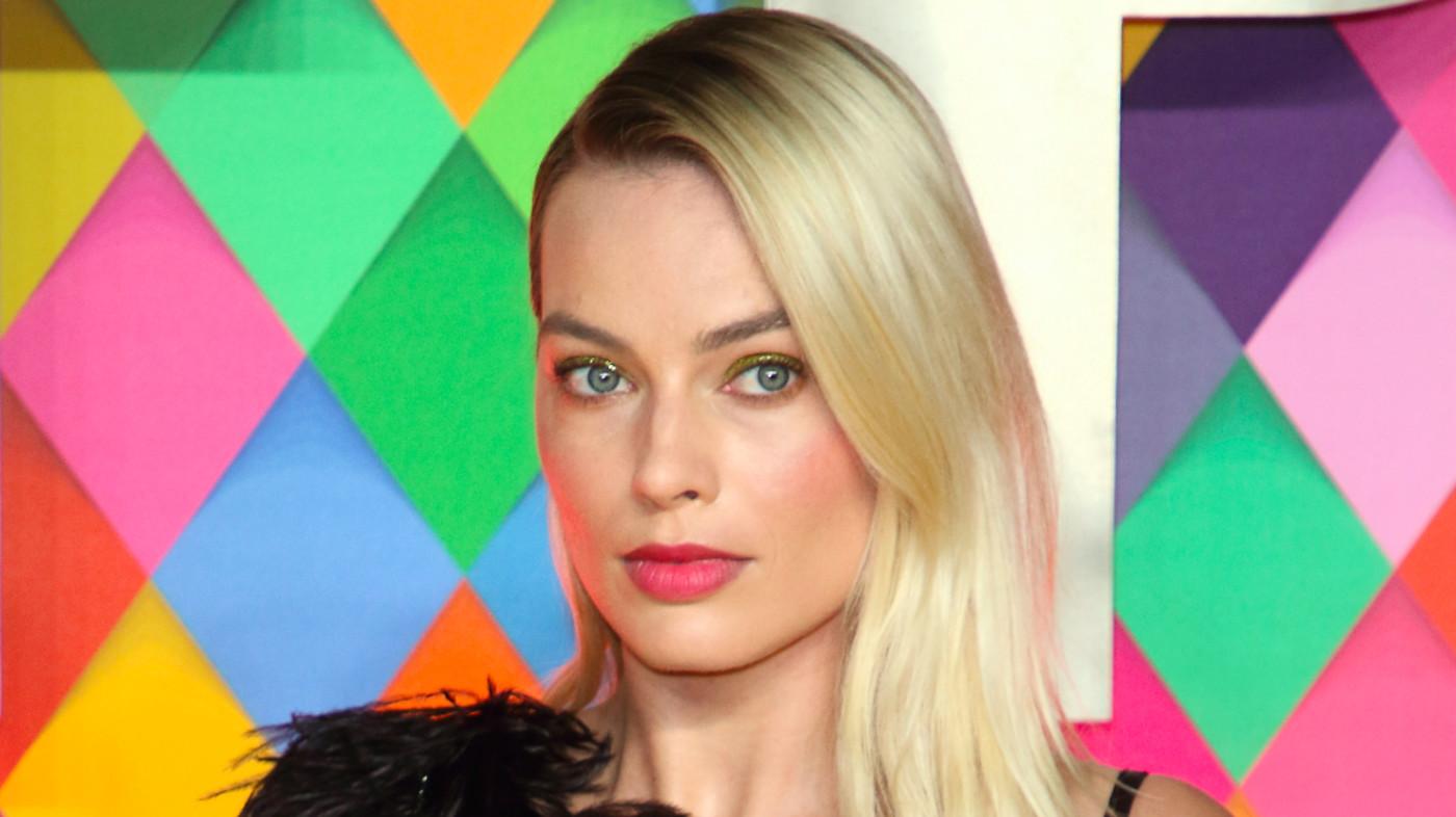 Margot Robbie at the World Premiere of 'Birds of Prey'
