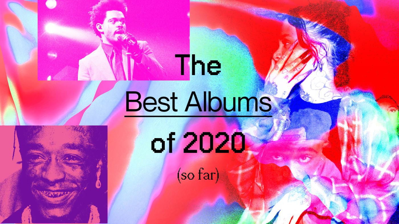 Best Albums of 2020 (So Far)