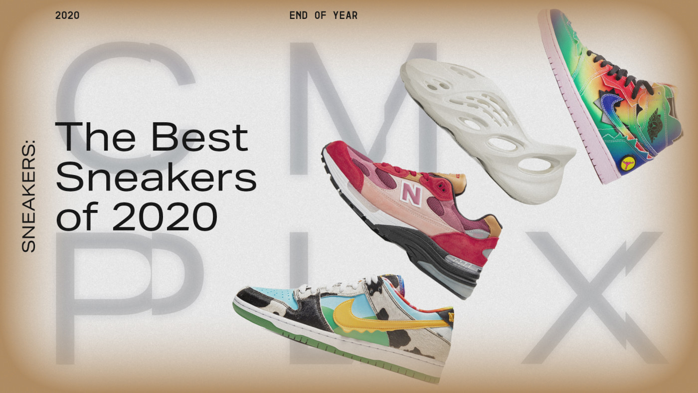 Best Sneakers of 2020
