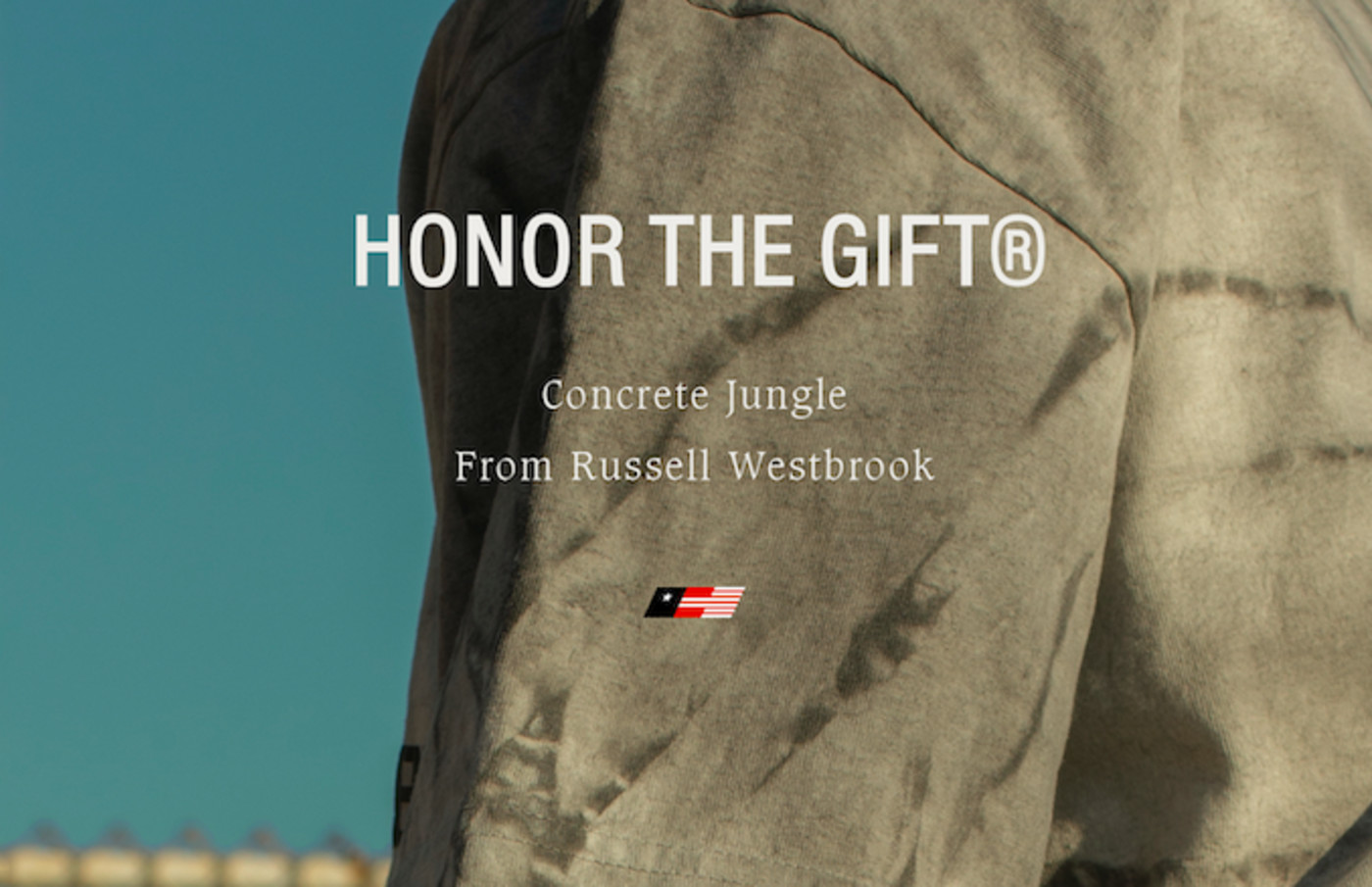 Russell Westbrook's Honor the Gift Brand Drops Its 'Concrete Jungle' Collection