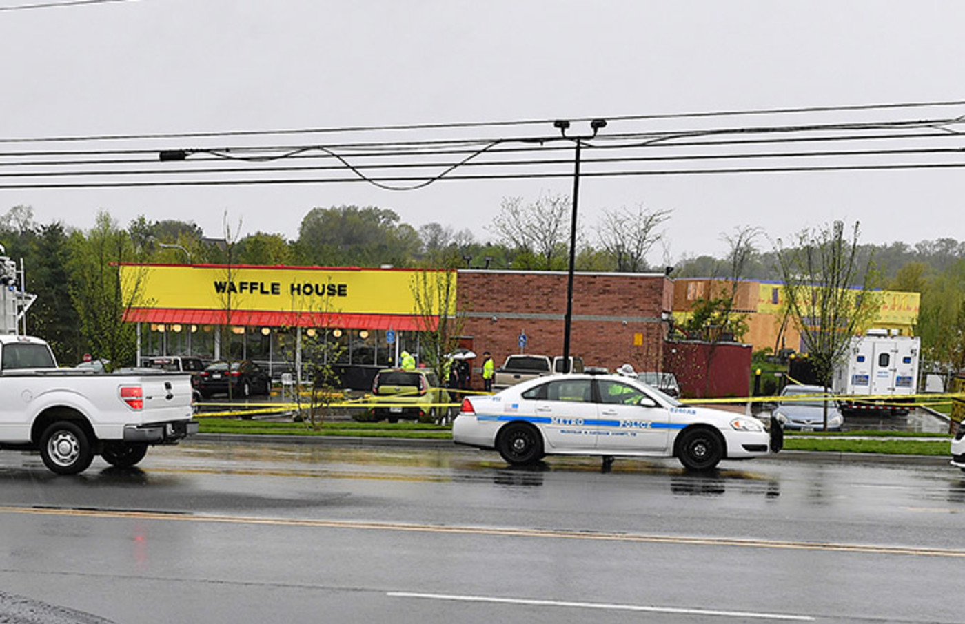 This is a photo of Waffle House.