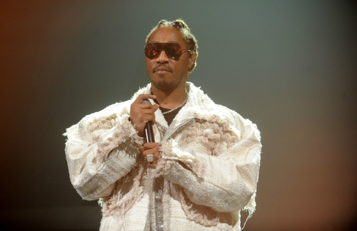 Future performs at Barclays Center.