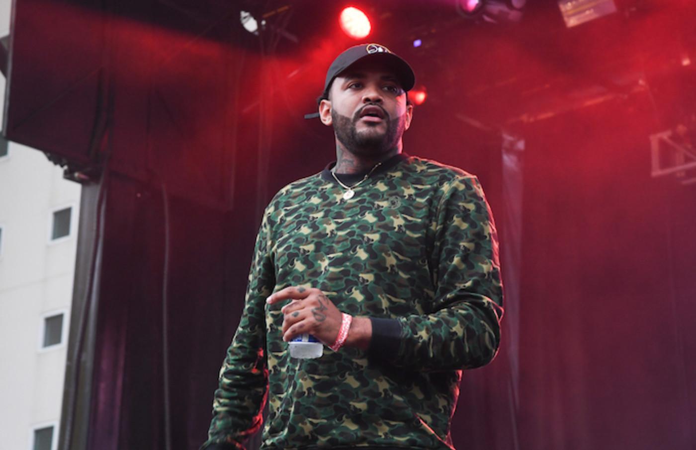 Rapper Joyner Lucas.
