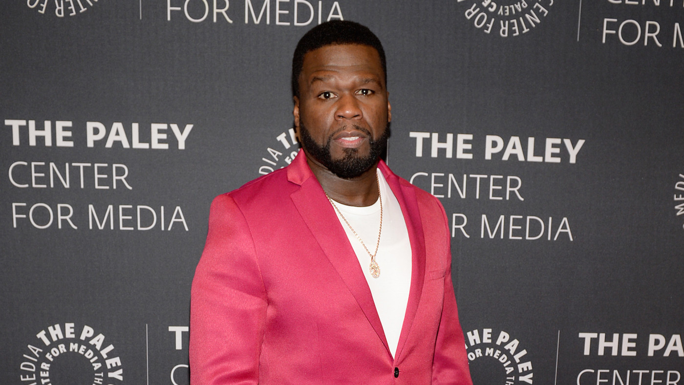 "Curtis ""50 Cent"" Jackson attends the Power Series Finale Episode"