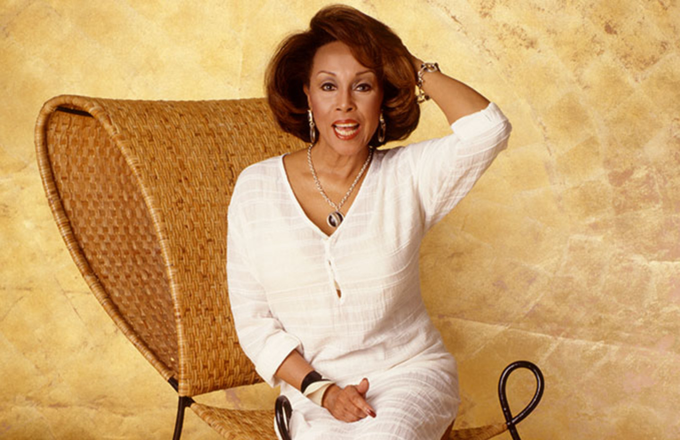 This is a photo of Diahann Carroll.
