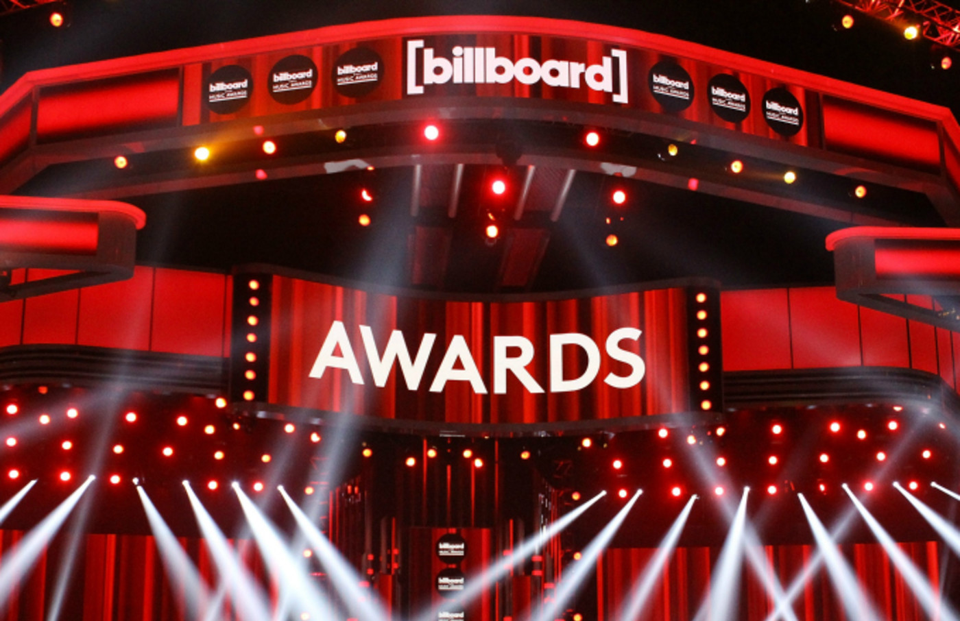 A general view of the 2014 Billboard Music Awards