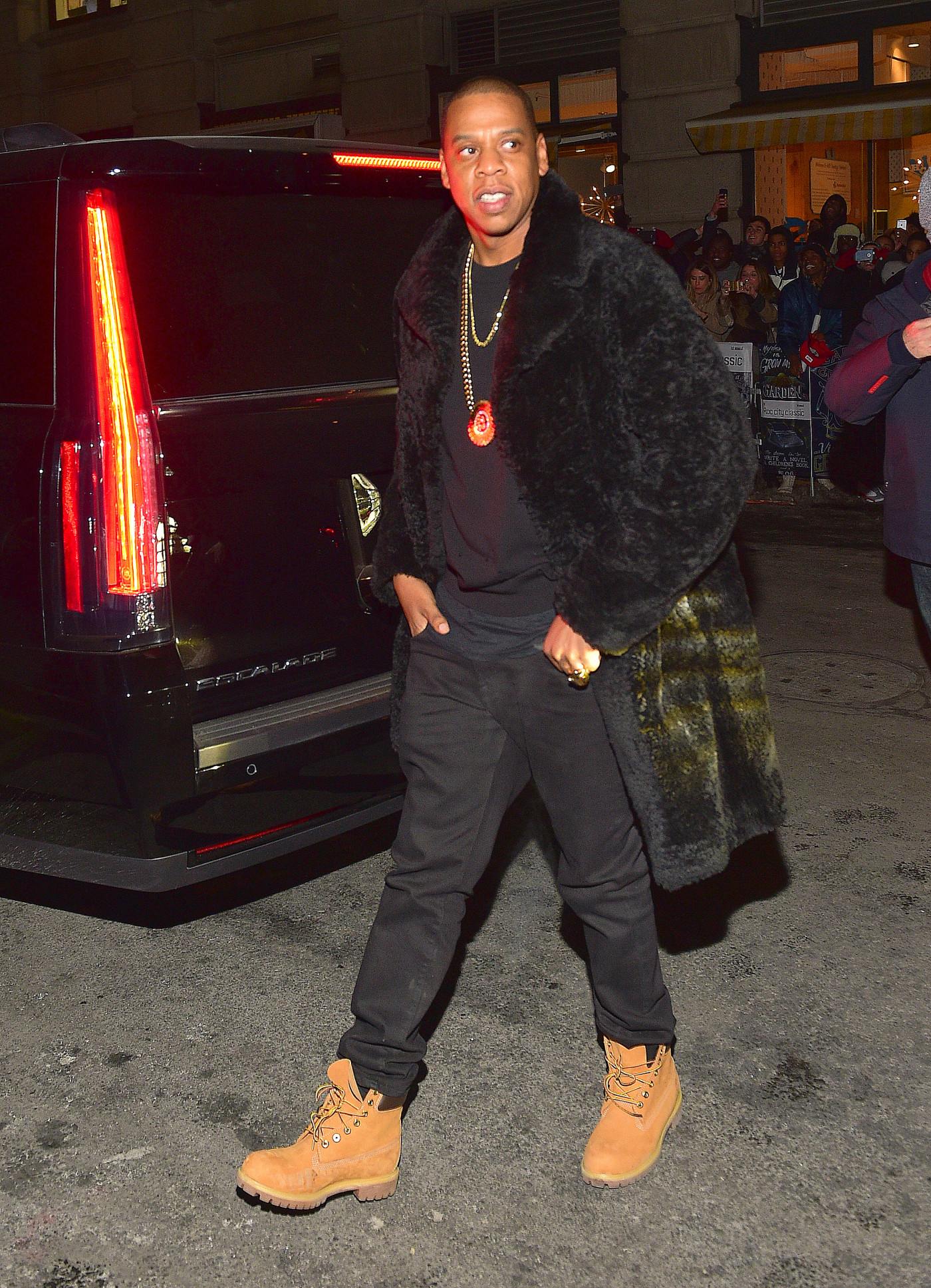 How To Wear Timbs Formally