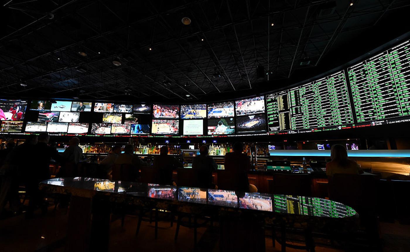 Las Vegas Sportsbook Westgate 2016
