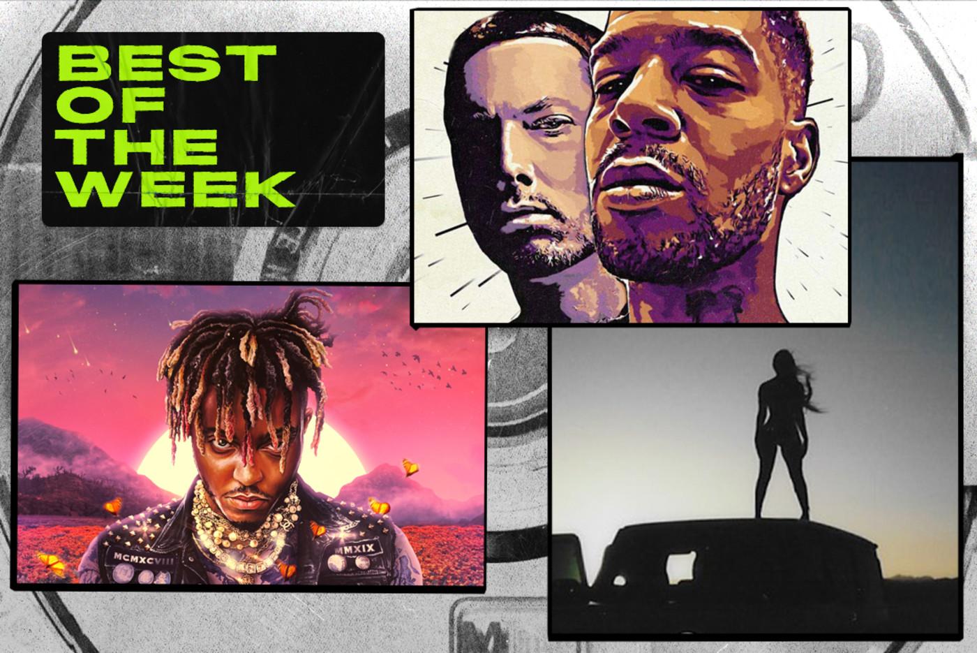best-new-music-this-week-juice-wrld-kid-cudi