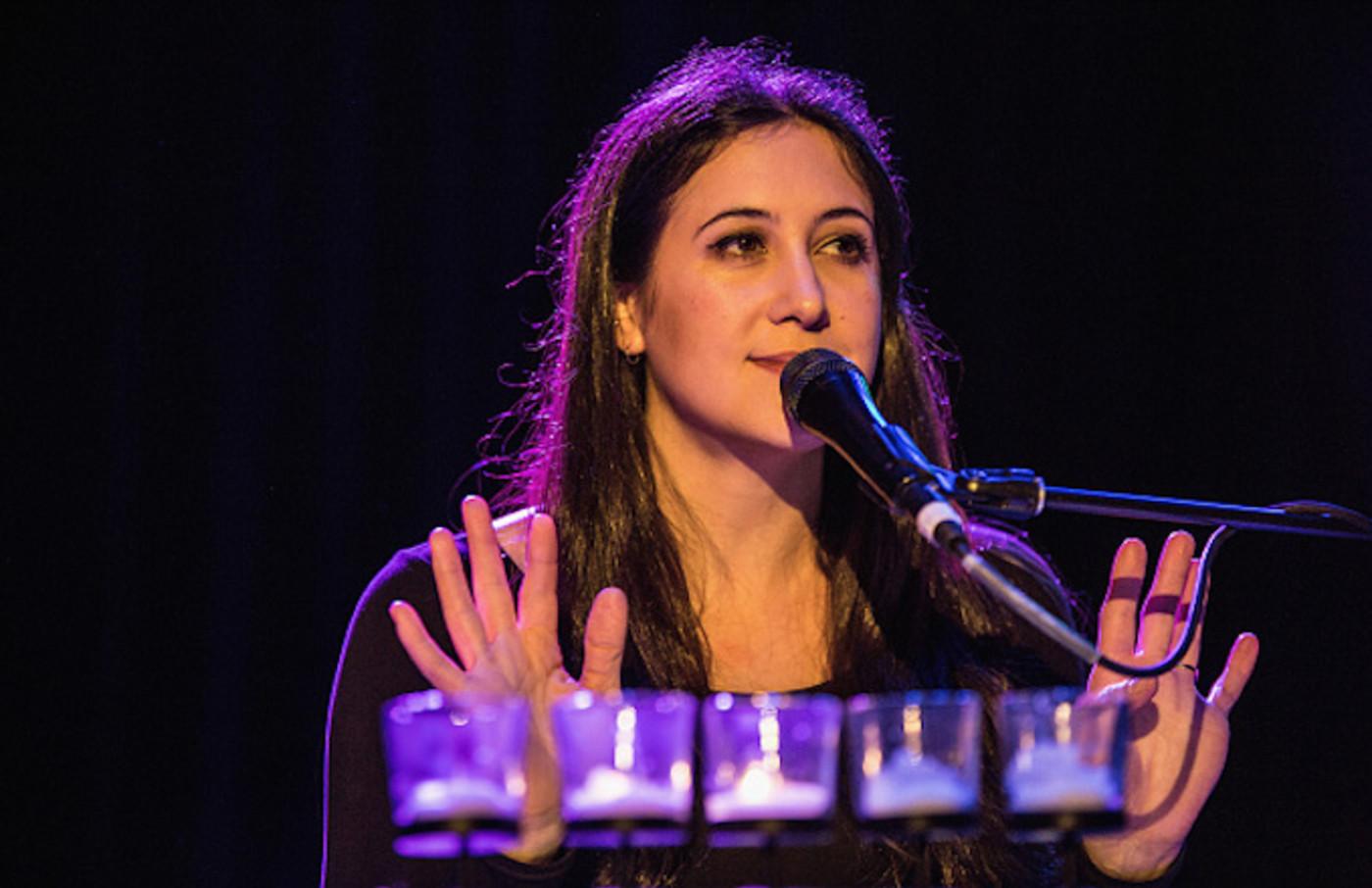 Vanessa Carlton performs at The Roxy Theatre